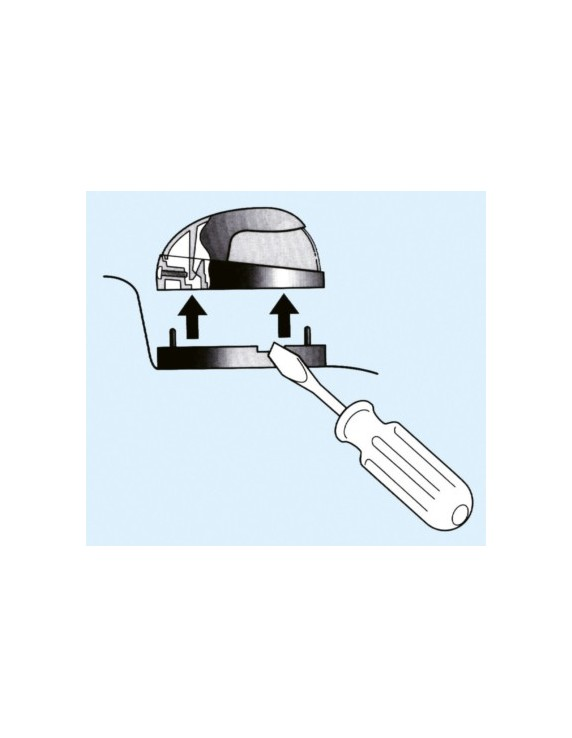 12V compacte navigatieverlichting div. modellen