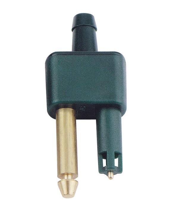 Connector Mercury mannel.v. losse slang