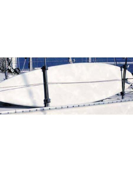 Bevestigingsbanden voor surfplanken
