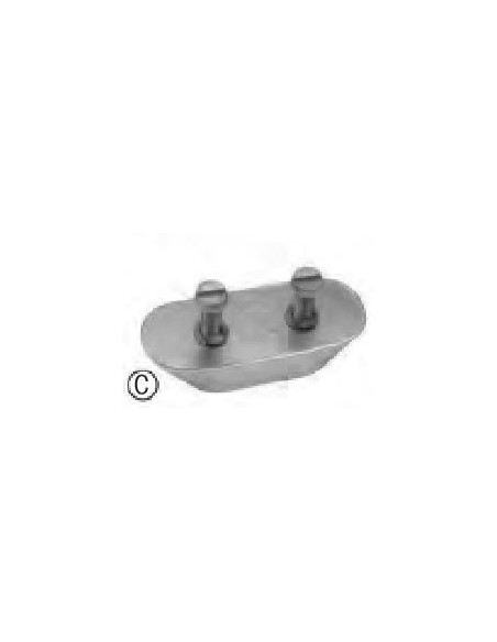Motor anode Johnson/OMC Plate outb.2-150