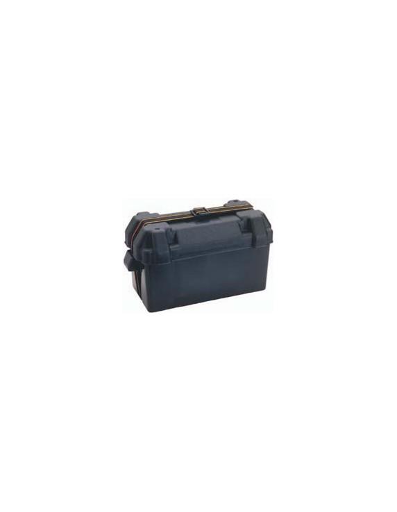 BATTERY BOX BLACK 43X24X27 LM