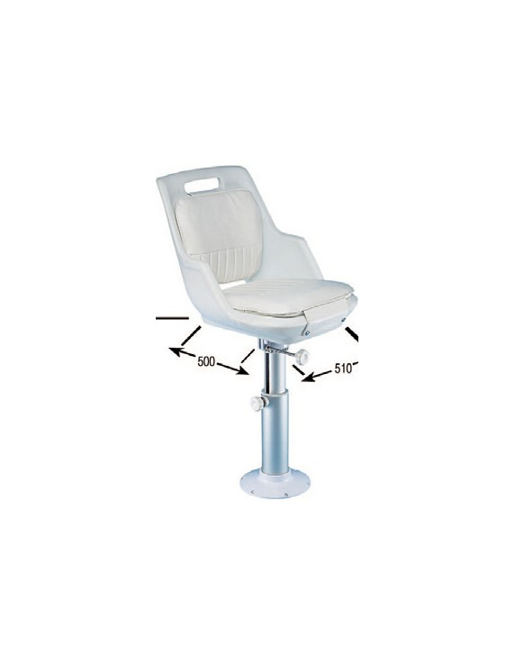 TELESCOPIC SEAT SUPPORT 40/60