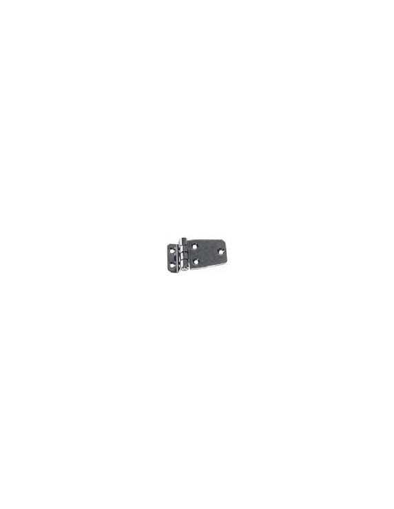 Scharnier RVS 316 63x37x2mm