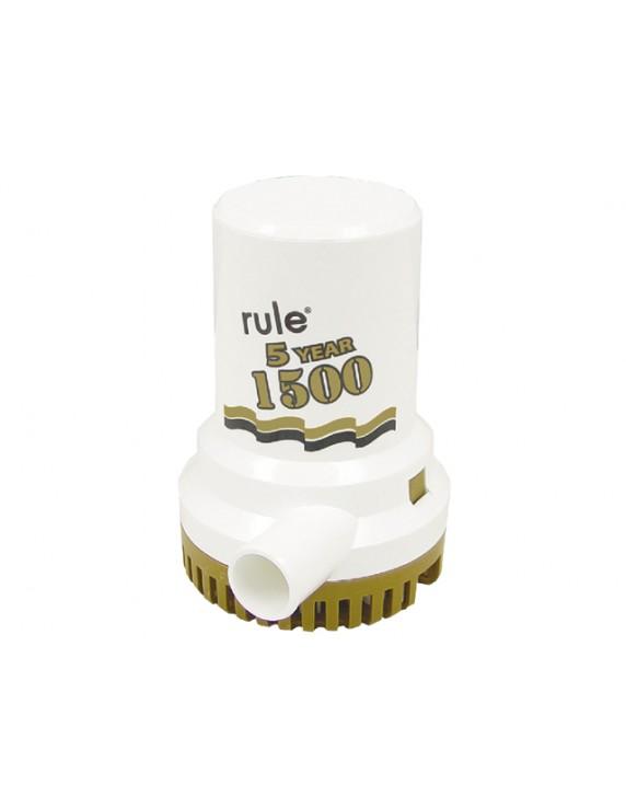 RULE GOLD 1500 12V