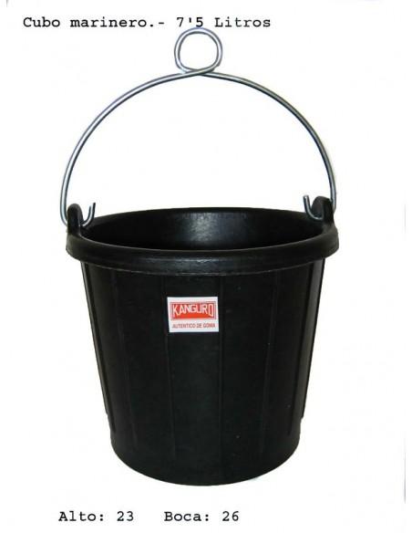 Rubberputs 7 liter