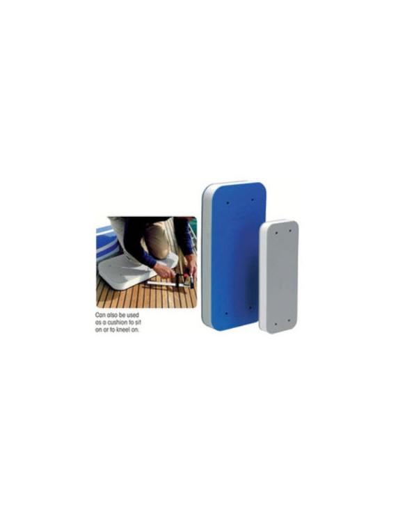 Platte fender blauw of grijs