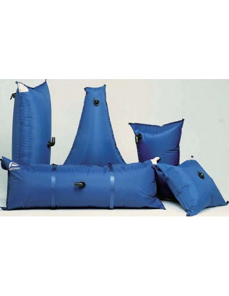 Flexibele watertank