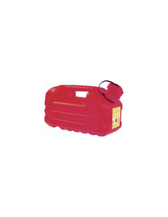 JERRYCAN HOMOLOG.HYDROCARB.RED.
