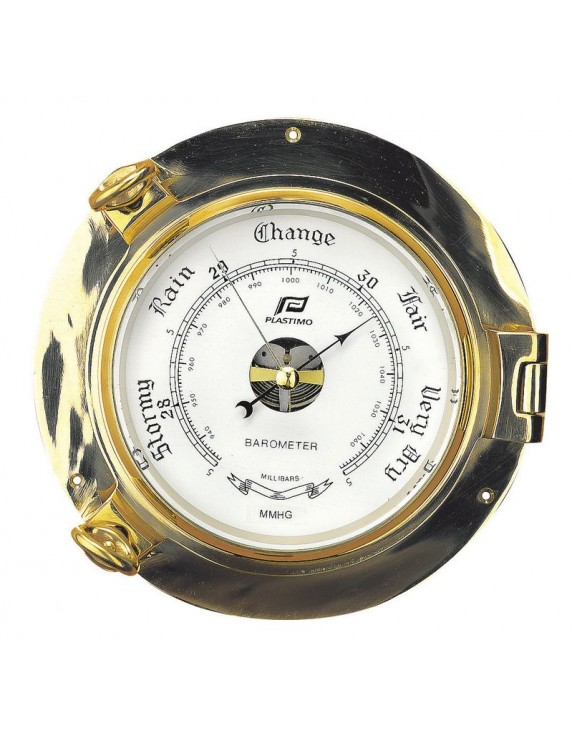Glas voor 6 inch barometer 12762