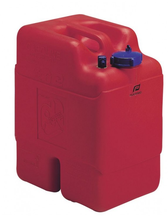 Jerrycan/tank 22 liter
