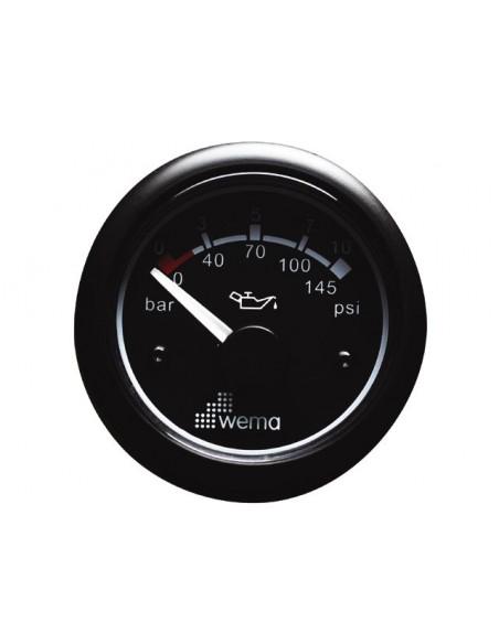 Oliedruk / temperatuur meters
