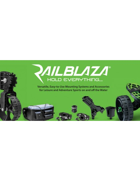RAILBLAZA systems en accessoires