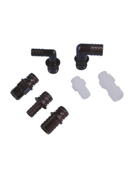 Slangaansluiting / koppelingen / connectors
