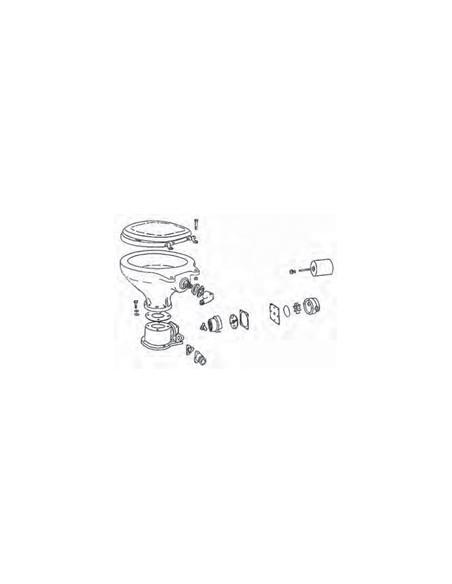 Toilet onderdelen en accessoires
